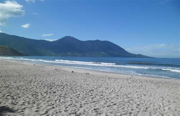 Praia da Guaecá