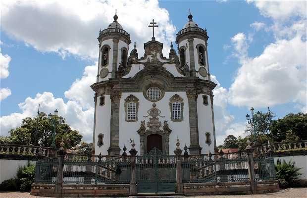 Iglesia de São Francisco de Assis