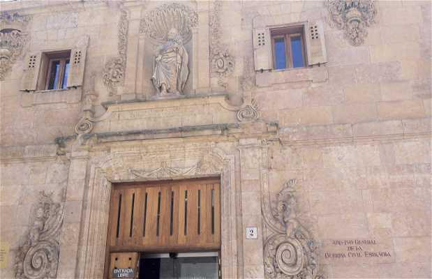 Museo Archivo General de la Guerra Civil Española