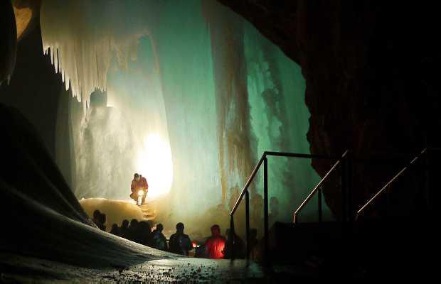 Eisriesenwelt, le caverne di ghiaccio più grandi del mondo
