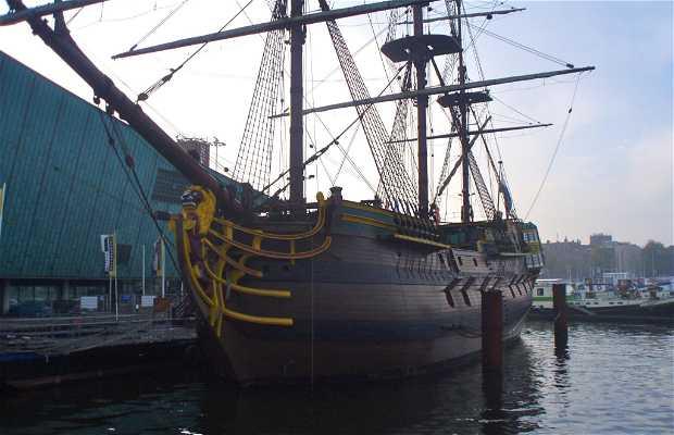 Museu Marítimo Nacional Het Scheepvaartmuseum