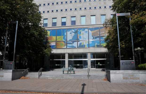 La bibliothèque et les archives du Canada