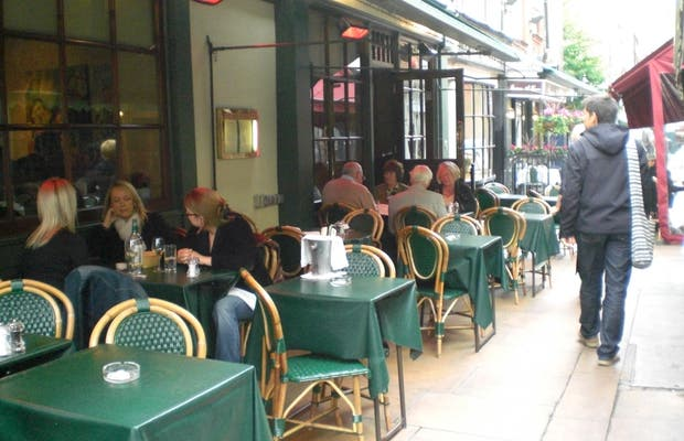 Restaurant Le boudin blanc