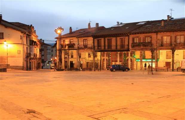 Plaza Mayor de Salvatierra de Álava
