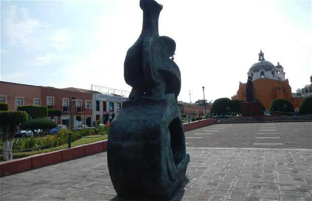 Plaza de la Constitución (Tlaxcala)