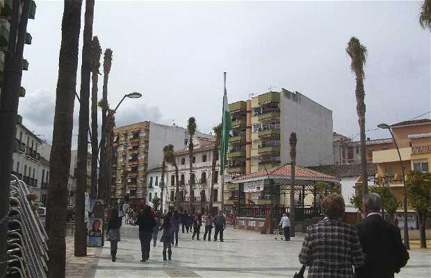 Plaza Alameda de Coin