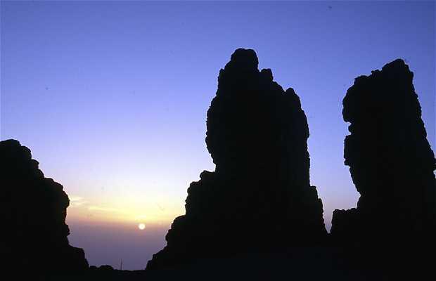 Los volcanes de La Palma