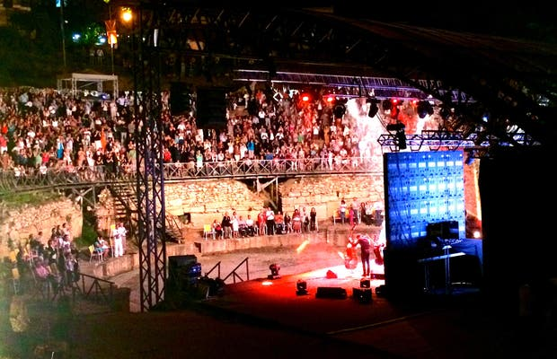 FESTIVAL DE MUSICA DE OHRID
