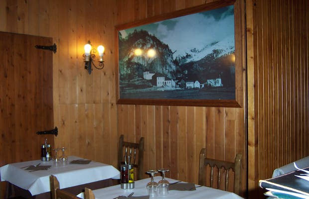 Restaurante Asador-Sidreria Sarao