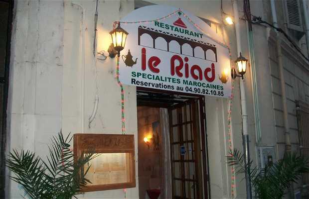 Le Riad, Aviñon, Francia