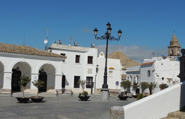 Plaza de la Iglesia Mayor