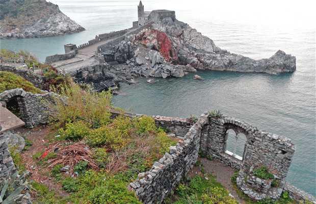 Parque Natural Regional de Porto Venere