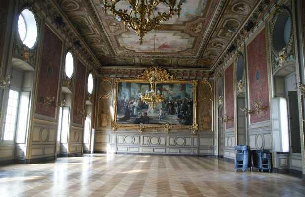 Sala de los estados de Borgoña