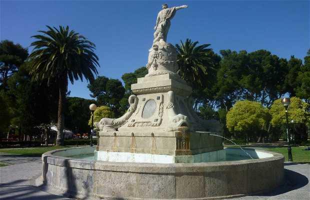 El Parque Grande Jose Antonio Labordeta