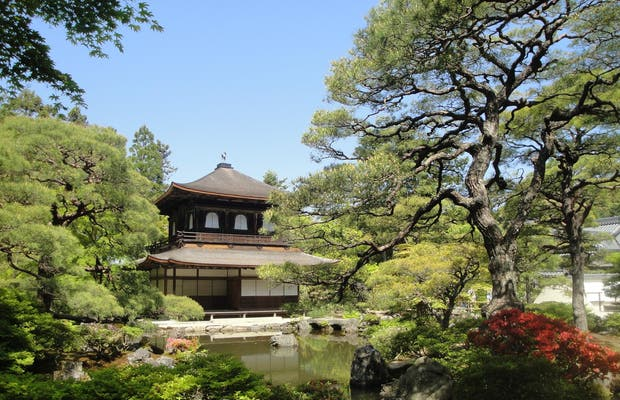 Silver Temple - Ginkaku-ji