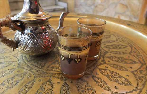 Restaurante Sahara