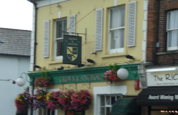 The Crown and Anchor Inn