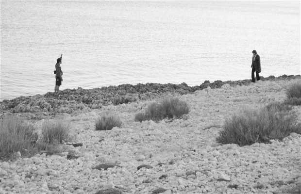 Carry le Rouet cliffs