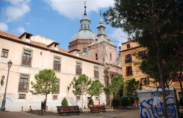 Plaza de las Comendadoras