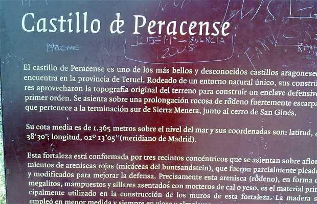 Castillo de Peracense (Pietra Solez)