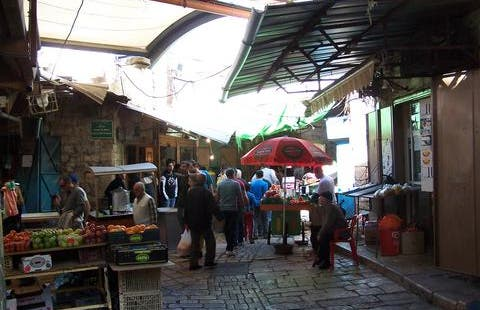 East Market of Acre
