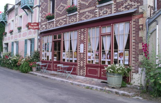 Restaurant BAUDY - GIVERNY