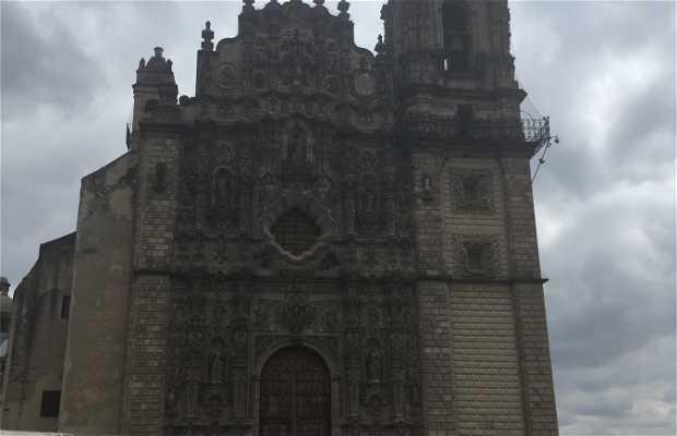 Templo de San Francisco Javier