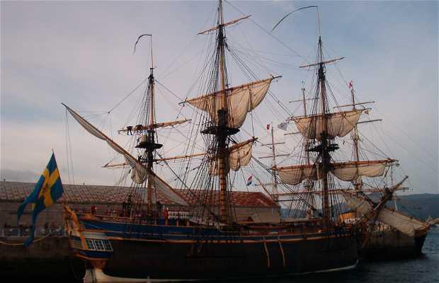 La Tall Ships Atlantic Challenge a Vigo