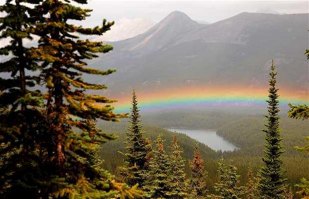 Parco Nazionale di Jasper in Canada
