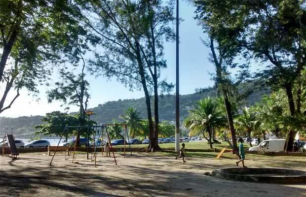 Plaza Quintino Bocaiúva