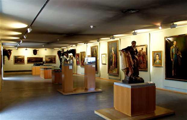 Museo Taurino De La Plaza De Las Ventas De Madrid