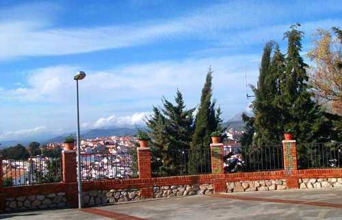 Mirador Ermita de la Candelaria