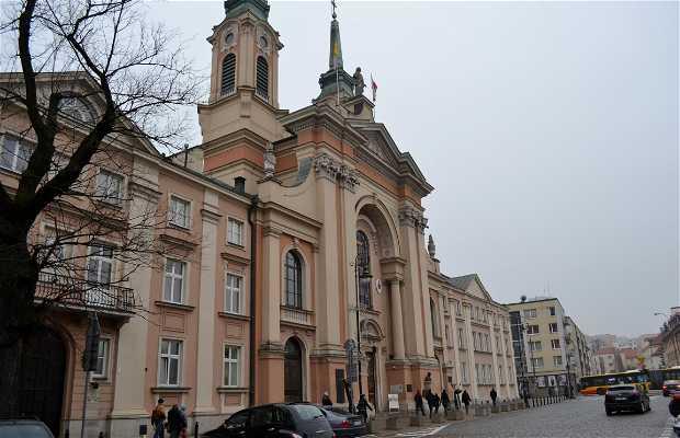 Chiesa del monastero dei Piaristi