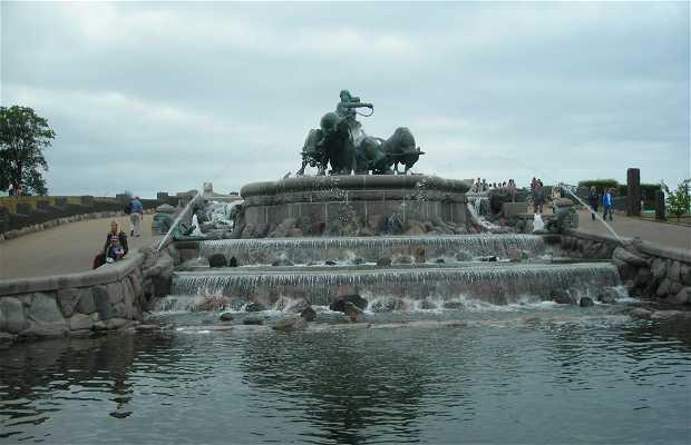 Fontaine Gefion