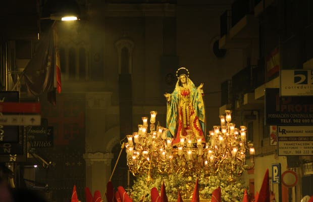 Semaine Sainte à Murcie