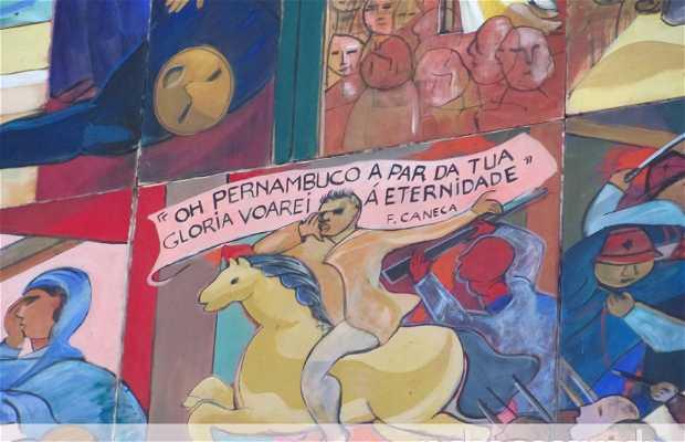 Casa da Cultura - The House of Culture