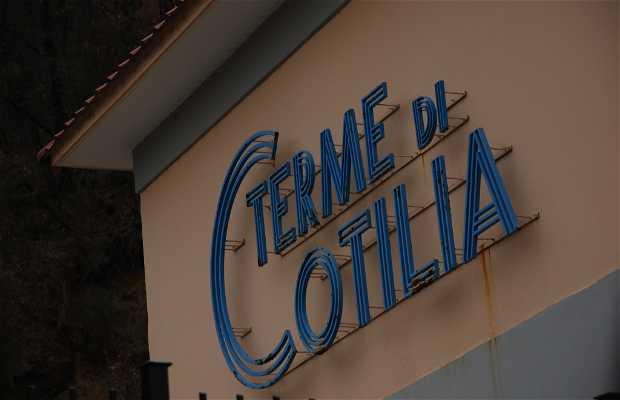 Termas de Cotilia