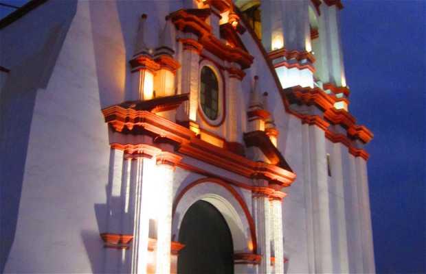 Eglise de la Vierge del Socorro