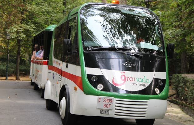 Tren Turístico - Granada City Tour