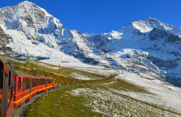 Jungfraujoch - Top of Europe