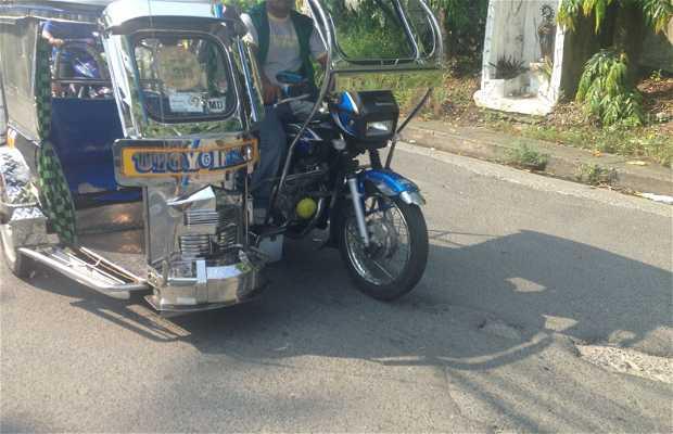 Triciclo de Filipinas