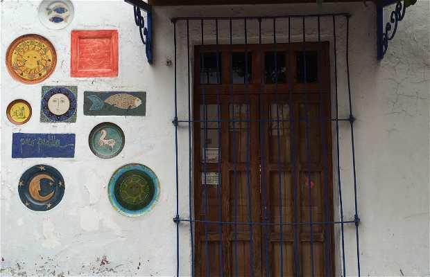Taller de cerámica de Paco Padilla