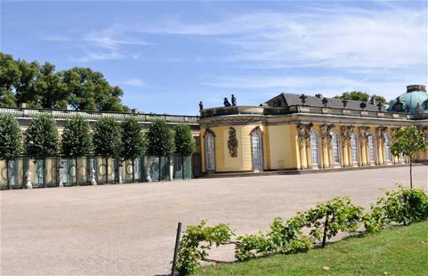 Palazzo Schloss Sanssouci