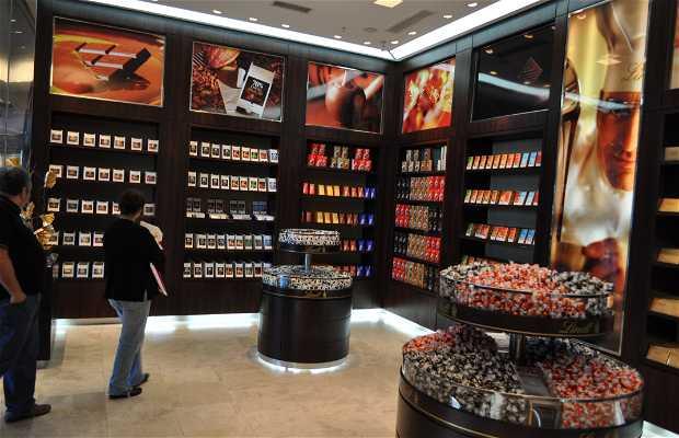 Tienda de Chocolates LINDT