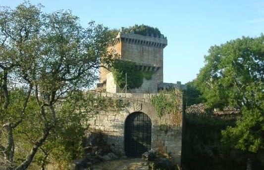 Pambre Castle