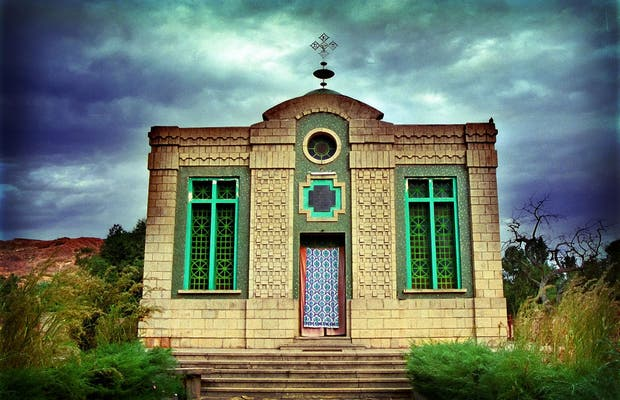 Aksum, l'Arca dell'Alleanza e la regina di Saba