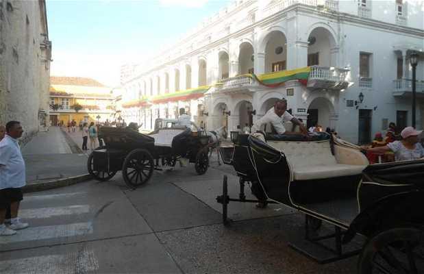 Carruajes de Cartagena