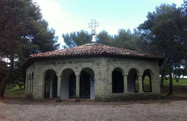 Capilla Notre-Dame de Jérusalem