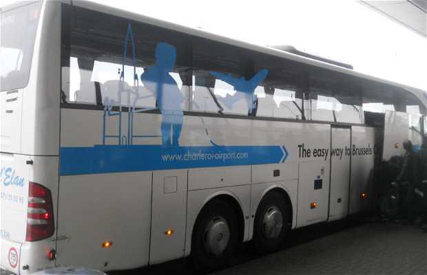 Shuttle Bus Charleroi/Bruxelles