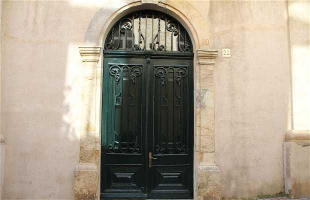 Casa Josep Pi Carreras